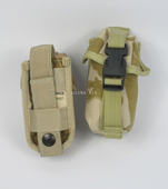 Issue Desert Molle 20mm grenade pouch